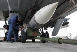 روسیه موشکی با سرعت چهار برابر سرعت صوت آزمایش کرد