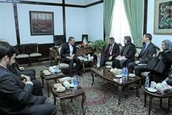 Iran's Jaberi Ansari, ICRC president meet in Tehran