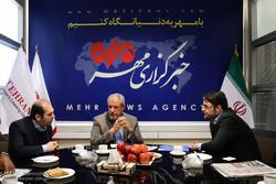 سفير  كوبا في طهران يزور مقر وكالة مهر