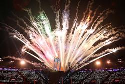 جنوبی کوریا میں  پیرا اولمپک 2018 ء کےمقابلوں کی افتتاحی تقریب