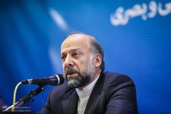 نشست خبری محمدمهدی حیدریان رییس سازمان سینمایی
