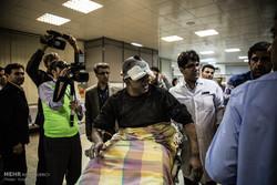 ۱۴۳ نفر در استان البرز مصدوم شدند