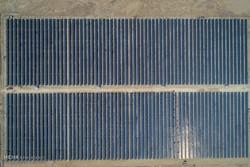 افتتاح نیروگاه خورشیدی 10 مگاواتی در جزیره قشم