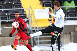 صعود یاران قدوس به نیمه نهایی جام حذفی سوئد