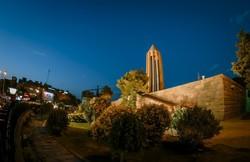 آرامگاه ابوعلی سینا در شهر همدان میزبان گردشگران نوروزی است