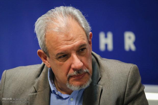 سفير كوبا في وكالة مهر للأنباء