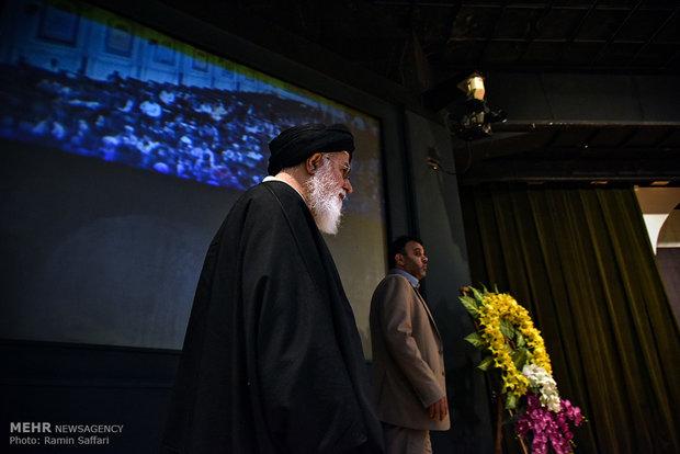همایش ملی از لبنان تا بهشت رضوان در مشهد