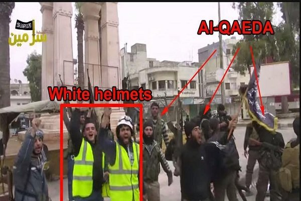 The White Helmet myth: A soft war propaganda