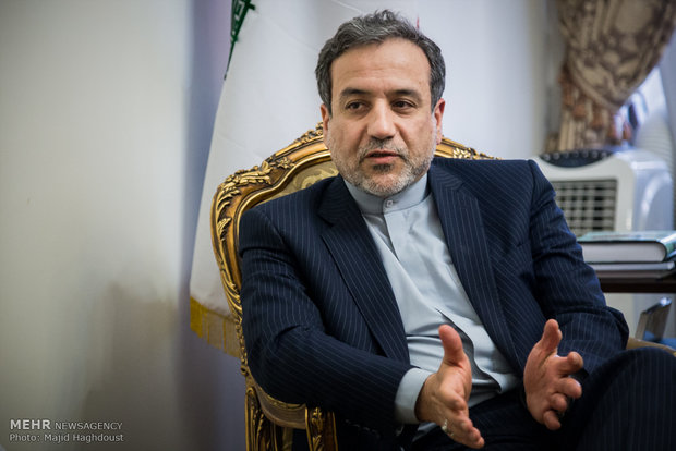 US cannot be trusted in negotiations, says deputy FM Araghchi