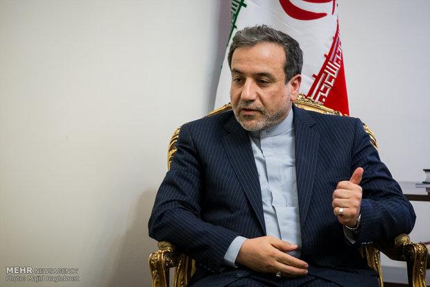 ایران نے گروپ 1+4 میں امریکہ کی موجودگی کے لئے شرط عائد کردی
