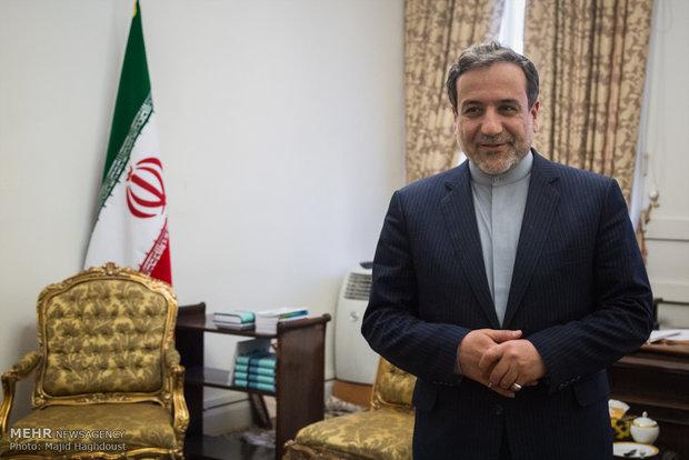 Ruhani'nin özel mesajı Şinzo Abe'ye sunuldu