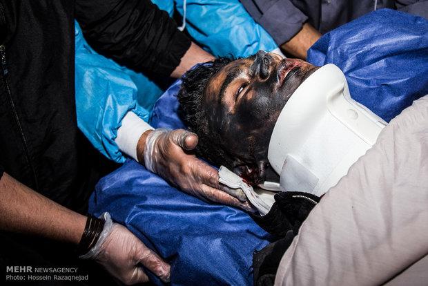 مصدومیت ۲ زن/ بیشترین آمار مجروحان مربوط به «بروجرد» است