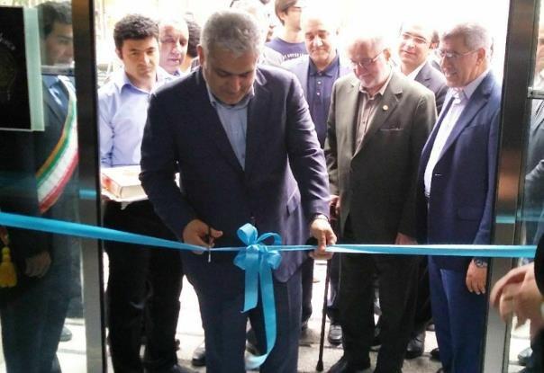 ساختمان پارک علم و فناوری دانشگاه شریف افتتاح شد