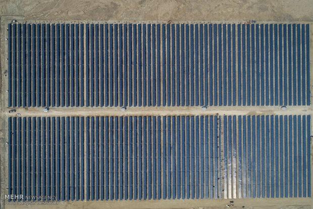 10-megawatt solar power plant opens in Qeshm Island