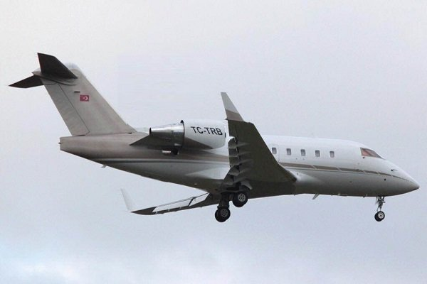 مصرع 11 شخصاً بتحطّم الطائرة التركية الخاصة في إيران