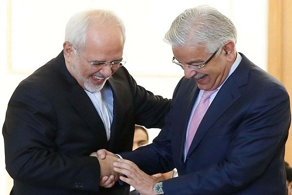 Iranian Foreign Minister in Pakistan for talks