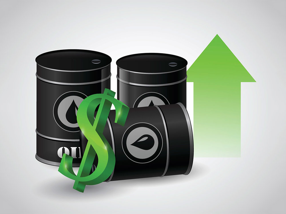 Price of crude oil climbs in global  market