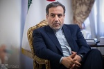 Iran-EU talks only on JCPOA: Araghchi