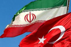 پرچم ایران و ترکیه
