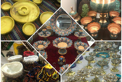 یازده رشته صنایع دستی منسوخ شده توسط هنرمندان استان مرکزی احیا شد