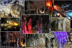 بازدید از غار زیردریایی چهارطبقه در البرز/سفر به ۵۰ میلیون سال قبل