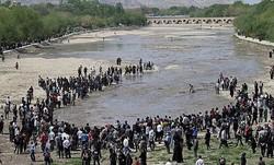 اولویت نخست محیط زیست اصفهان تامین حقابه تالاب گاوخونی است