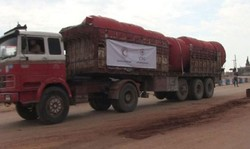 SARC calls for guarantees to deliver humanitarian convoy to Afrin