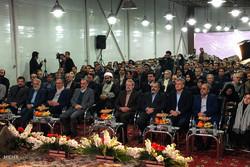رونمایی از 210 دستگاه اتوبوس و مینی بوس جدید در مشهد
