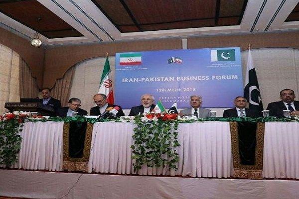 عقد الملتقى التجاري المشترك بين ايران وباكستان