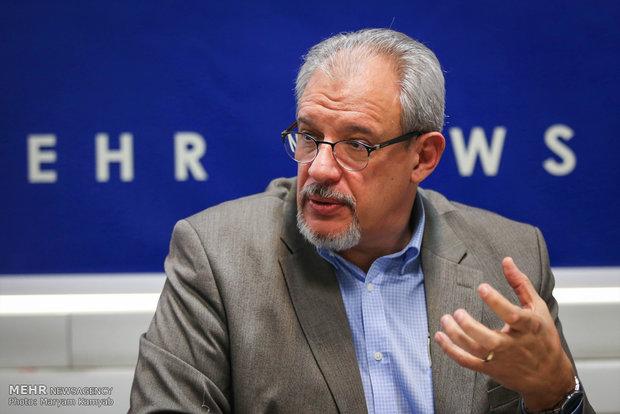Küba'nın Tahran Büyükelçisi Mehr'i ziyaret etti