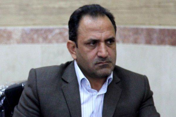 محمد باقر خانی فرماندار ملکان