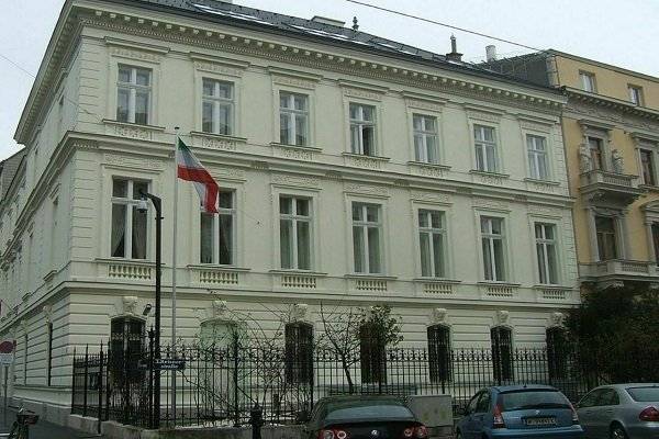 Austiran Knife Attacker, 26, Shot Dead Outside Iran Ambassador's Vienna Home