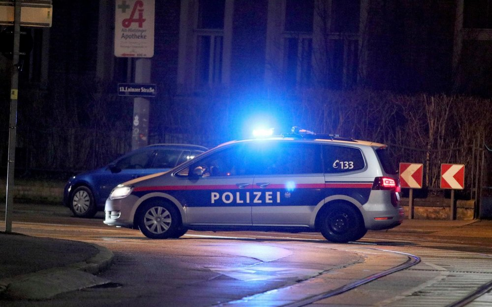 Knife attacker shot outside Iranian ambassador's residence in Vienna