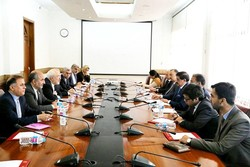 Zarif holds talks with Pakistani security adviser