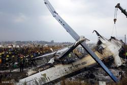 نیپال میں بنگلہ دیش کا مسافر طیارہ گر کر تباہ