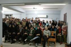 برگزاری جشن داستان کارگاه باران جهرم
