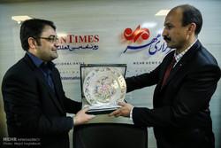 دیداری وهفدی میدیایی پاکستان لهگهڵ ههواڵدهریی مێهر
