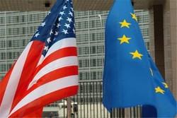 آمریکا و اروپا وارد جنگ تجاری نشدهاند/ ترامپ زیاد حرف میزند