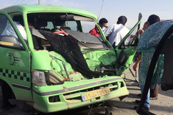 Road accident losses cost Iran 7 to 11 billion dollars