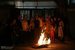 ۲۵مصدوم حاصل جمع آتش، ترقه و چهارشنبهسوری در استان سمنان