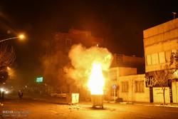 ۱۳۲ نفر در حوادث چهارشنبه سوری مازندران مصدوم شدند