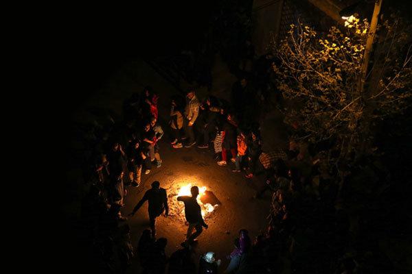 ۱۳ نفر در حوادث چهارشنبه سوری مازندران مصدوم شدند