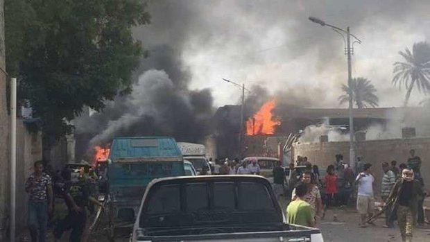 قتلى وجرحى بتفجير سيارة مفخخة في عدن