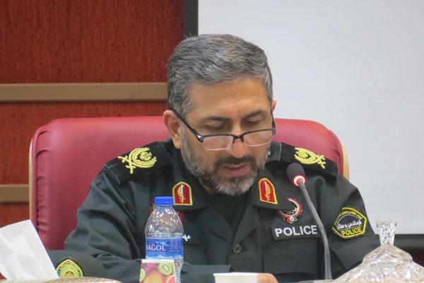 کشف انواع مواد مخدر در استان قزوین ۳۸ درصد افزایش یافت