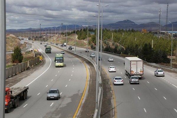 ۴۶ میلیون تردد در راههای مازندران ثبت شد