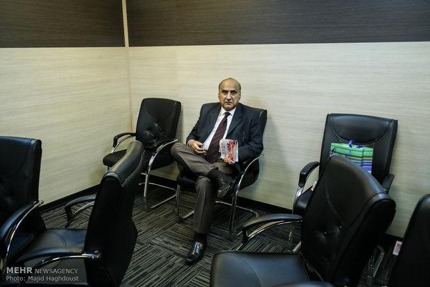 بازدید هیات رسانه ای پاکستانی از خبرگزاری مهر