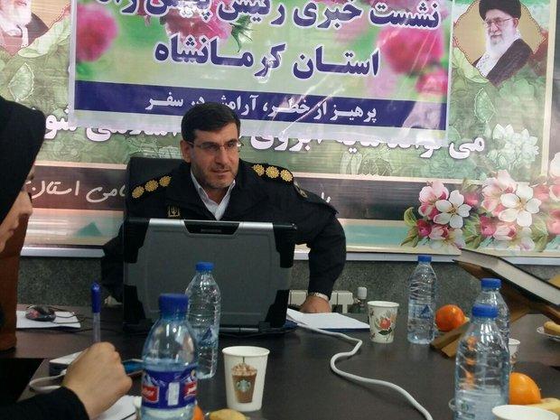 زیرساختهای جادهای در استان کرمانشاه نامطلوب است