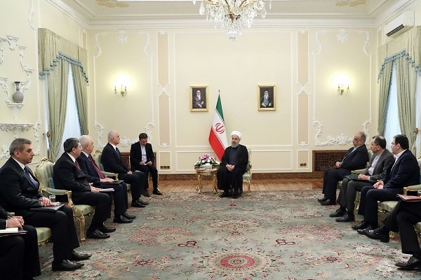 Tehran-Baku can turn into major route between Asia, Europe