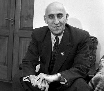 Tehran city council names street after Mohammad Mosaddegh - Tehran ...