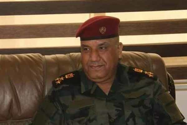 افسر عالی رتبه تیم امنیتی العبادی در سامراء کشته شد